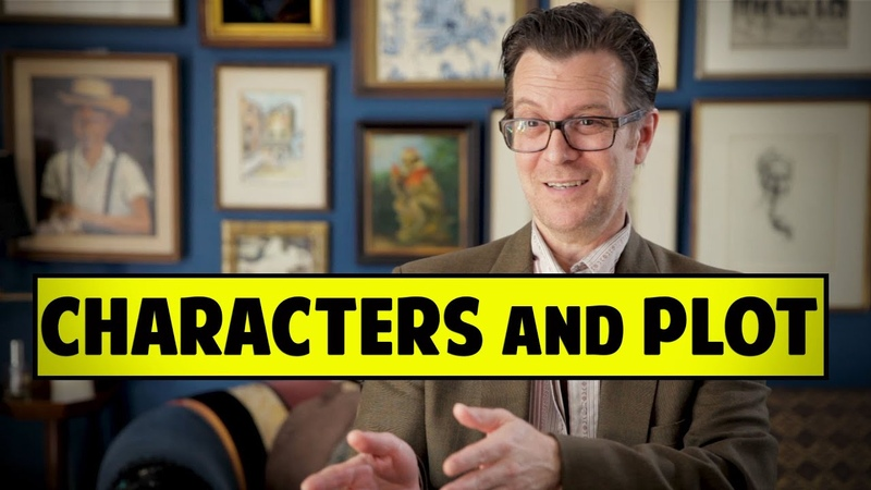 Characters That Serve The Plot Are Less Interesting Than Ones Who Motivate The Plot Jack Perez
