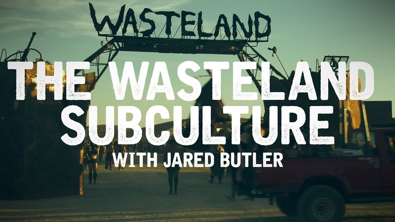 The Wasteland Subculture with Jared Butler