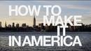 Заставка к сериалу Как добиться успеха в Америке / How to Make It in America Opening Credits