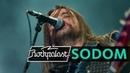 Sodom live Rockpalast 2018