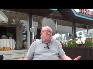 Jean-Marie Le Pen _ « Ouest-France a joué un rôle dans la gauchisation de la Bretagne »
