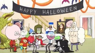Специальный Обычный мультик к Хэллоуину 🎃  | Cartoon Network