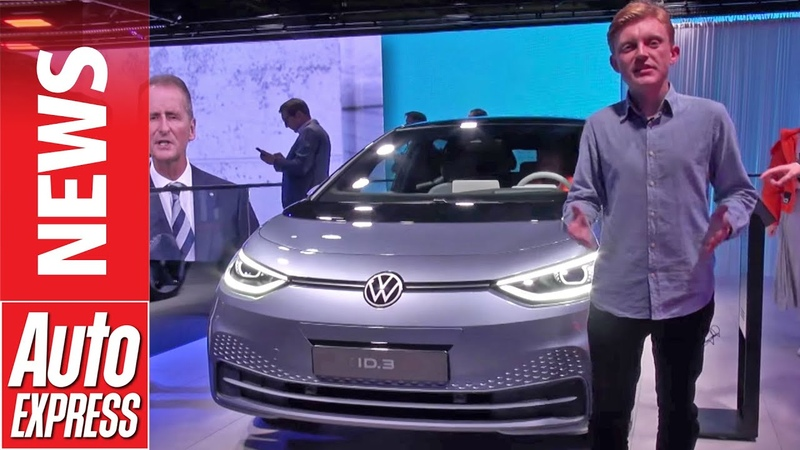 New Volkswagen ID. 3: Is this VW's biggest launch since the Golf