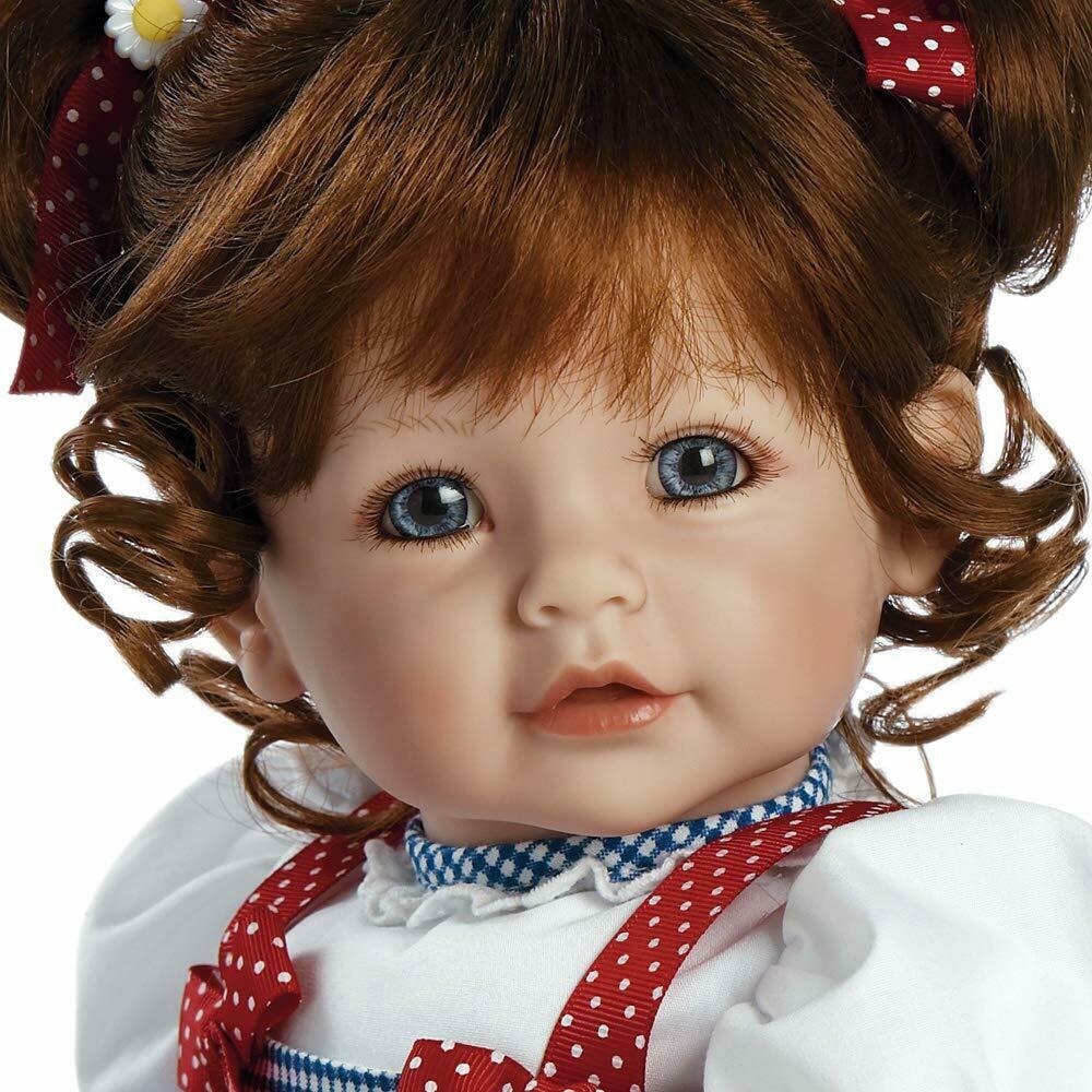 Картинки девочка кукольная