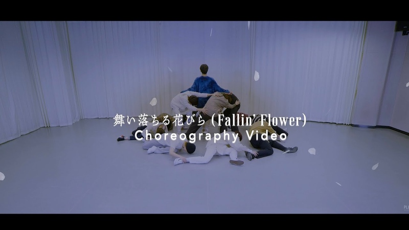 Choreography Video SEVENTEEN 舞い落ちる花びら Fallin' Flower