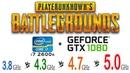 Playerunknown's Battlegrounds i7 2600k 3 8 GHz vs 4 3 GHz vs 4 7 GHz vs 5 0 GHz