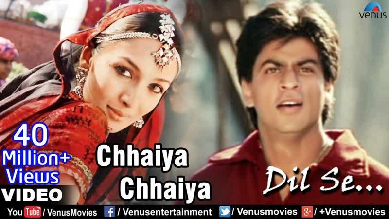 Chaiyya Chaiyya (HD) Full Video Song ¦ Dil Se ¦ Shahrukh Khan, Malaika Arora Kha