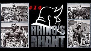 Rhinos Rhants 14 - F*ck Mike O'Hearn