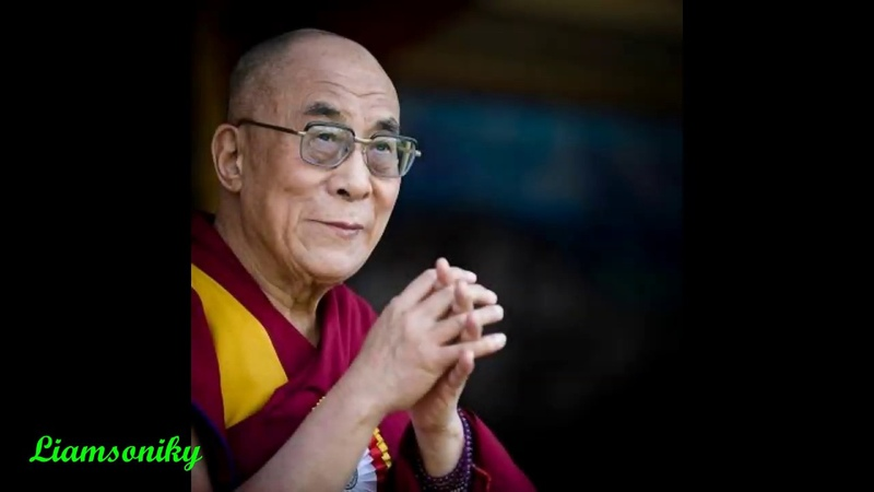Dalai Lama Voice recite The Mantra of Arya Green Tara