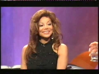 La Toya Jackson on The Frank Skinner Show, Part 1 of 2