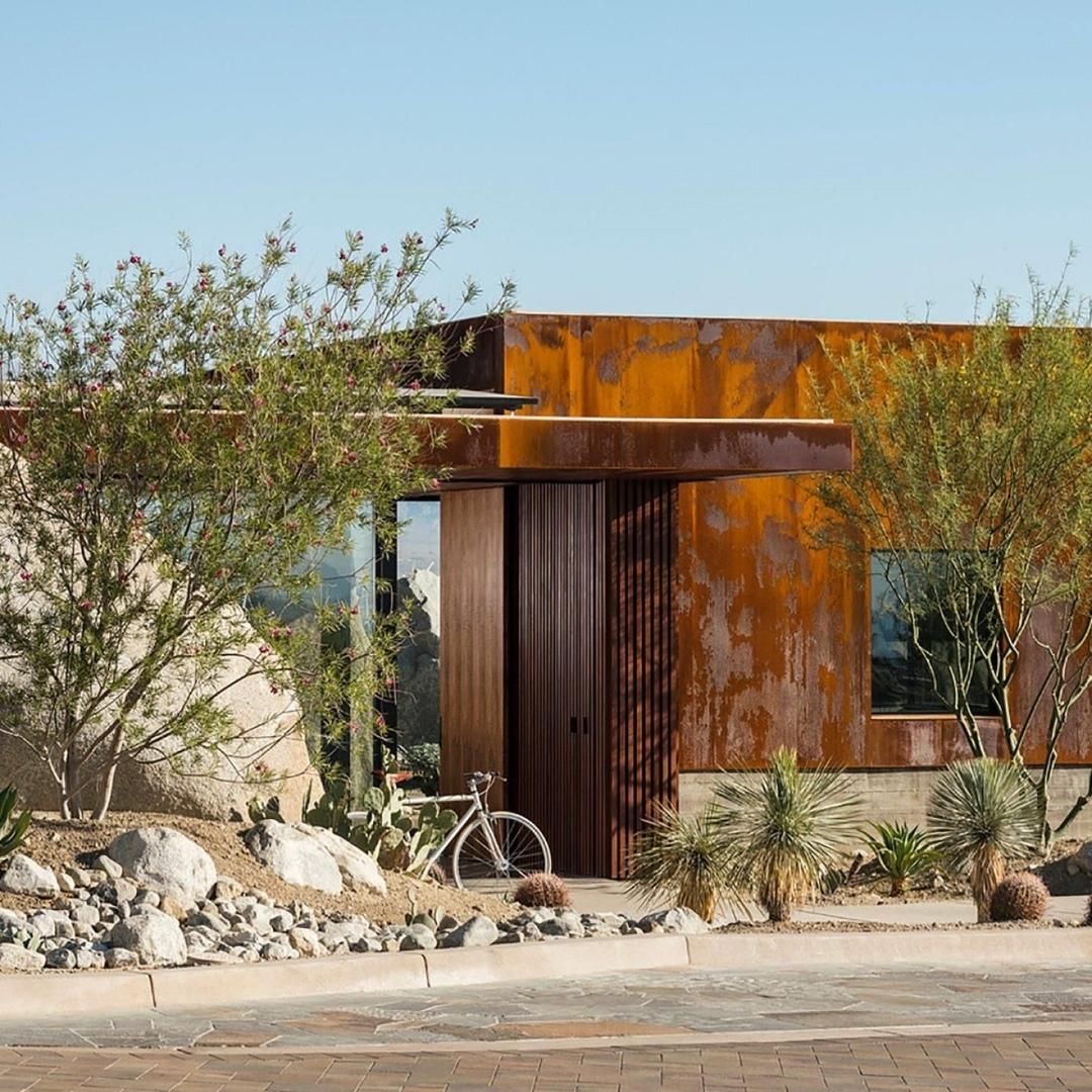 The Poetic Tension Of Sean Lockyer's Gateway To Desert Palasides