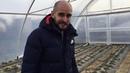 Выращивание клубники в Крыму Видео 1 (обрезка теплицы)