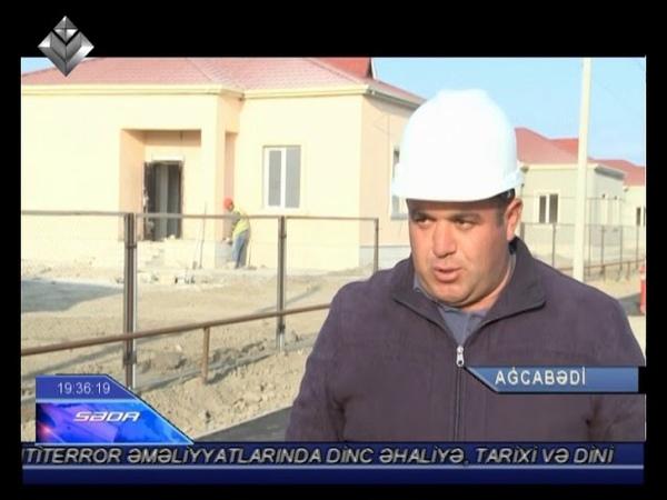 Lider Tv Online 3 yeni qəsəbənin inşası yekunlaşır 04 11 2019