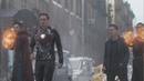 Новый костюм Тони. Первая встреча Тони Старка с Черный ордером. Мстители: Война бесконечности 2018