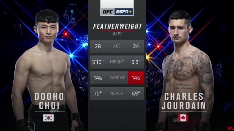 💥UFC fight night 165 BUSAN💥 Краткий обзор ИТОГИ