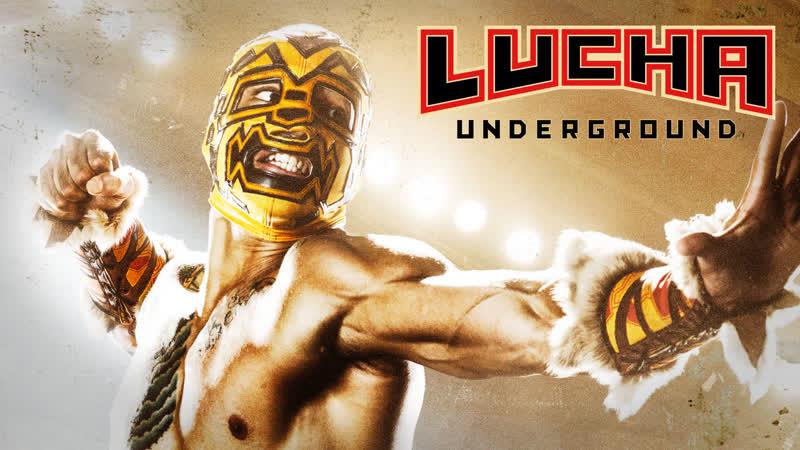 Смотрим Lucha Underground (Сезон 1, Серии 19-21)