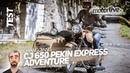 CHANGJIANG CJ 650 PEKIN EXPRESS ADVENTURE