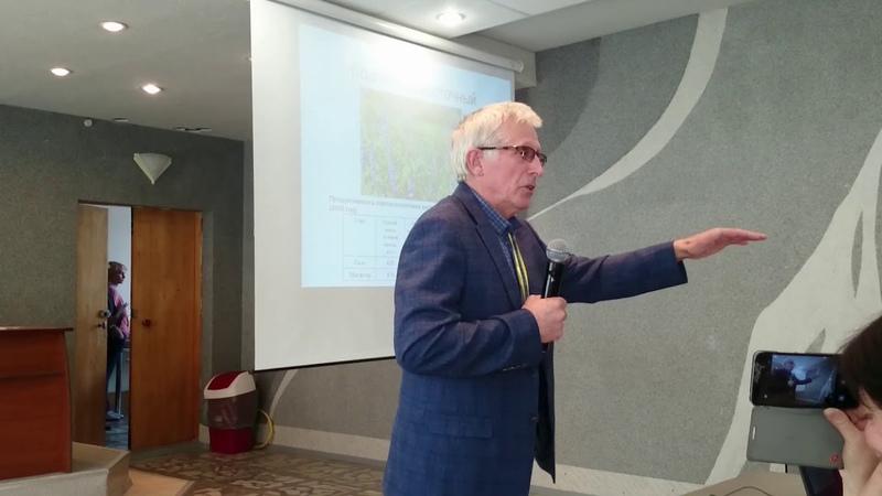 профессор Савин А.П. нектароносный конвейер/многоцелевые посевные медоносные культуры