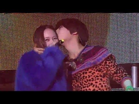 SHINee, f(x) VS Secret, B.A.P - 샤이니,에프엑스 VS 시크릿, B.A.P, KMF 2012
