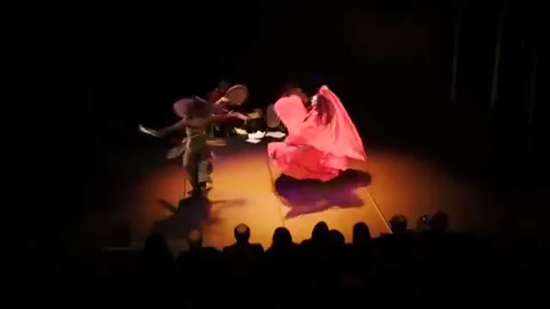 Rhythm and Dance Art Moshkin Ghalam and Samanis brothers
