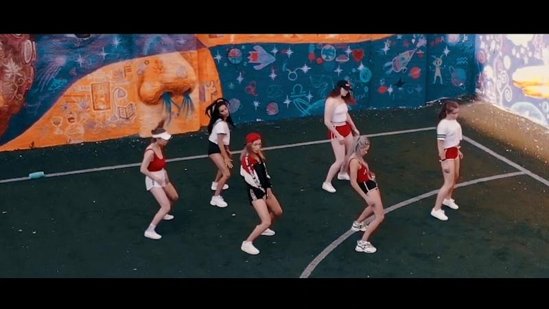 Twerk choreo by Kate Knaub Da Baby Suga