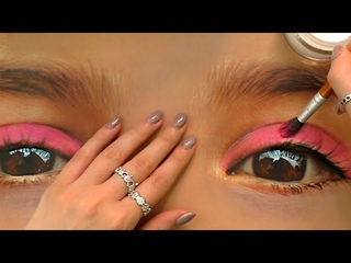 ASMR Makeup on People's Faces (touching, tapping, makeup sounds) to help you relax