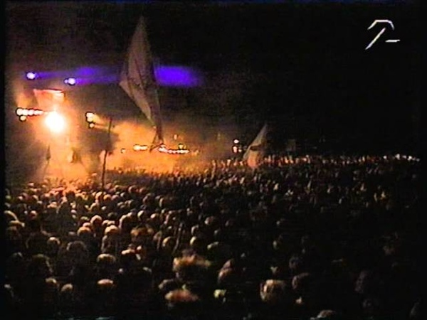 Blur - 08 Bank Holiday (Live in Hultsfred Festival, Hultsfred, Sweden 11/08/1994)