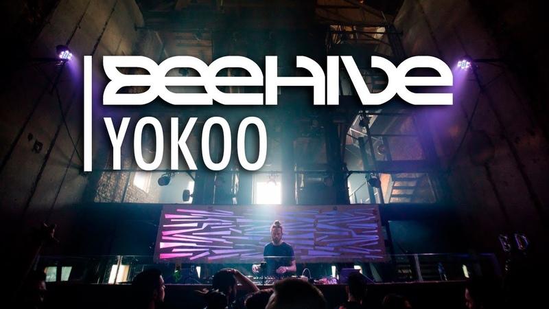YokoO Live @ Beehive Club Brazil 19 06 2019