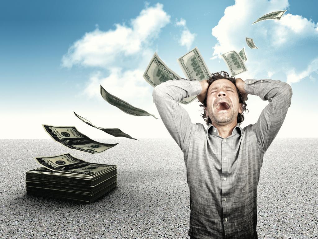 В погоне за деньгами картинки