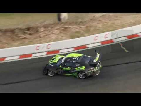Porsche Cup на трассе Bathurst mount panorama