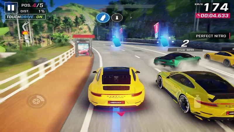 Asphalt 9: Legends Official Iphone/Ipad/Android Gameplay 1080p 205