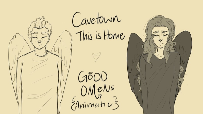 This is Home {Good Omens Animatic}