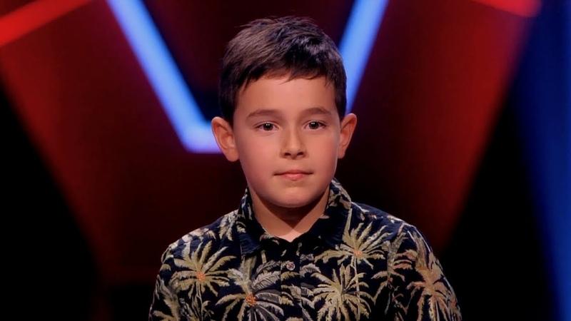 Een Uitzonderlijk Talent. Wint Silver Metz (10 jr) The Voice Kids Anouk straalde, Ali B rapte 4K