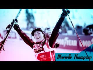Marielle thompson| canada - ski-cross