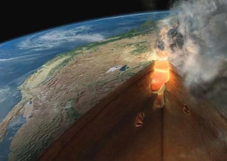 Что будет если взорвется самый опасный супервулкан на планете, изображение №5