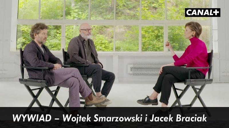 Wojtek Smarzowski i Jacek Braciak opowiadają o pracy nad filmem Kler wywiad CANAL