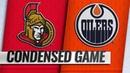 03/23/19 Condensed Game: Senators @ Oilers