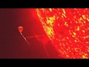 Strange video from NASA shows UFO mothership refueling at the sun Sept 2016