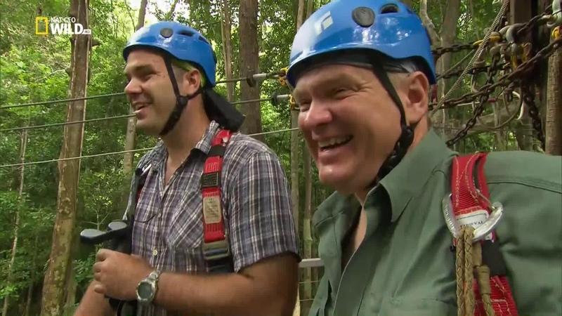 Дикая Австралия с Рэем Мирсом 3 серия Тропический лес