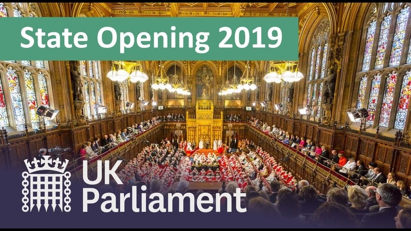 Queen's Speech and State Opening of Parliament 2019