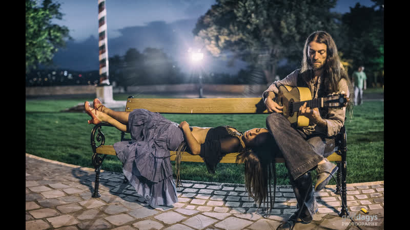 Estas Tonne Reka Fodor «Timeless Burn Out in Budapest»