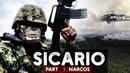 SICARIO 3 SOLDADOS DE MEXICO