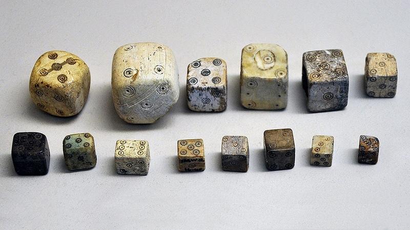 Игральные кубики из костей в Древнем Вавилоне Самые необычные находки археологов