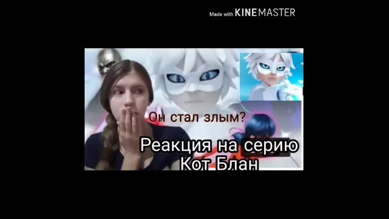 Реакция на Кота Блана
