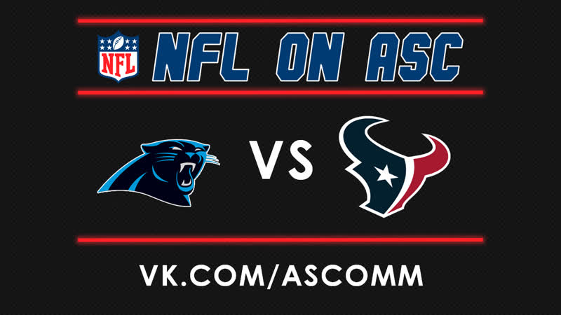 NFL   Panthers VS Texans