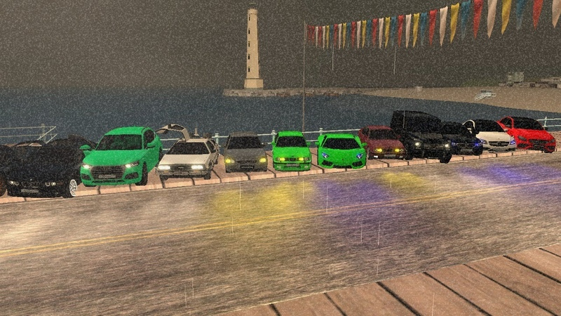 Grand Theft Auto Unreal RPG   MTASA 1 ищу ламбу