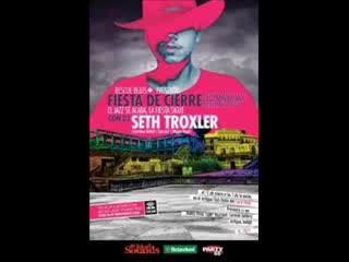 Seth Troxler  Casco Viejo - Panamá Jazz Festival 2010 part 4/5