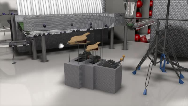 P.A.N.D.A - The Nexus (HD) (my own Animusic) ( 720 X 1280 )