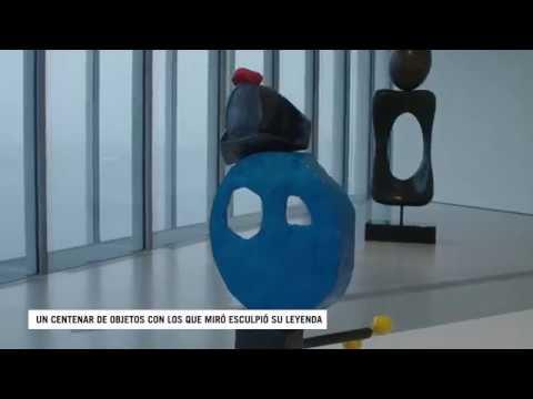 Exposición Joan Miró: Esculturas 1928-1982. Recorrido completo por su escultura | Centro Botín