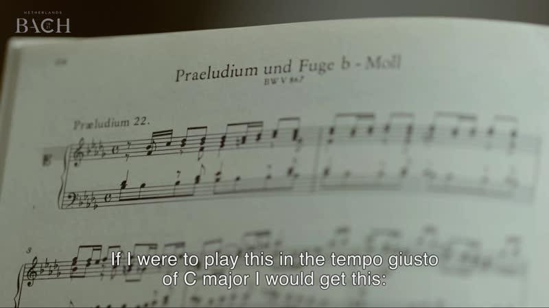867b J. S. Bach - Prelude and Fugue in B-flat minor, BWV 867 [Das Wohltemperierte Klavier 1 N. 22] - Kris Verhelst, harpsichord